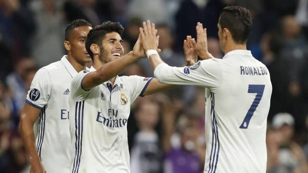 Asensio Mengagumi Keinginan Bintang Real Madrid Ronaldo