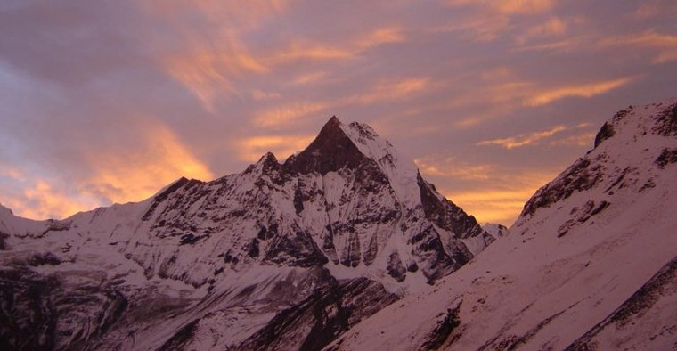 Annapurna South Expedition