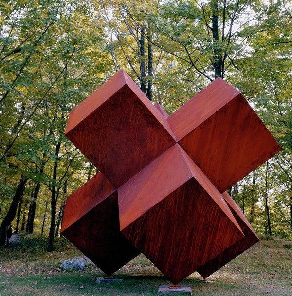 Exposition Art Blog: Antoni Milkowski - Minimalist Sculpture