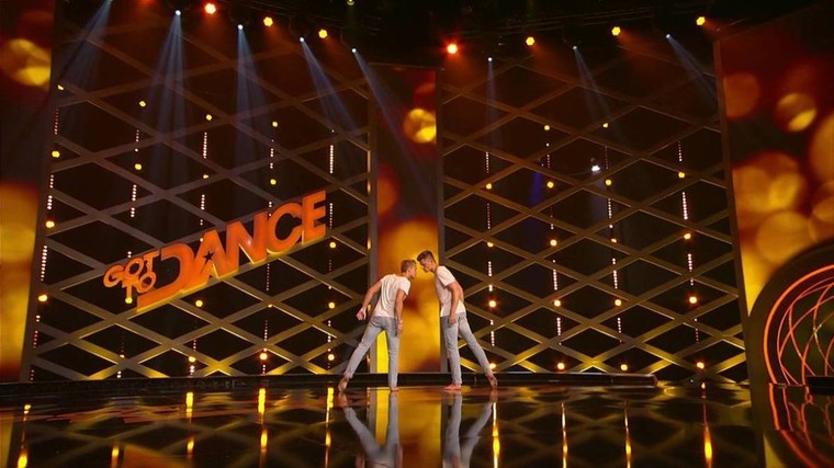 Art en Chemin sur la route de la danse avec le duo Piti, les stars incontestées de Got to danse Germany 2015 - Last night in Orient