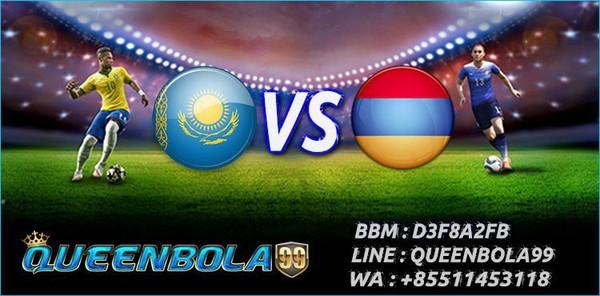 Prediksi Kazakhstan vs Armenia 8 Oktober 2017