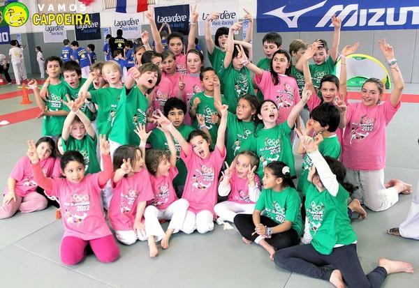 Quelle activité choisir pour les enfants à rentrée? | Vamos Capoeira Paris