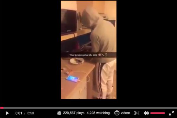 Perpignan : ils violent une jeune femme et postent leur vidéo sur Snapchat