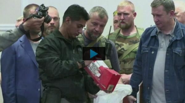 Vol MH17 : les boîtes noires vont être analysées au Royaume-Uni