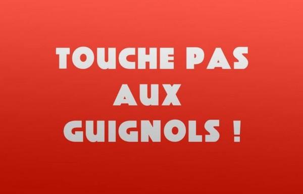 #TouchePasAuxGuignols : les internautes se mobilisent pour soutenir les Guignols de l'Info