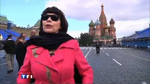 Pussy Riot : Mireille Mathieu dénonce une censure - People - TF1 News