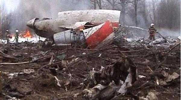 L'avion qui transportait le président polonais s'est écrasé