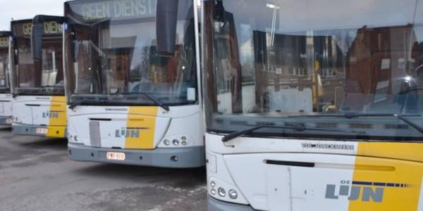 Une femme et son enfant grièvement blessés après un accident avec un bus