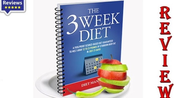 3 Week Diet - Product Review | Get 50% Special Discount