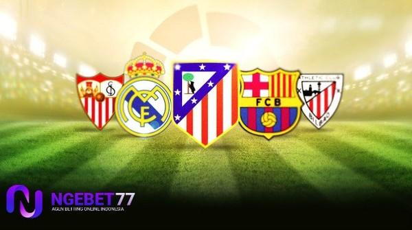 Jadwal Liga Spanyol Primera Division Bulan Februari 2017 - Ngebet77