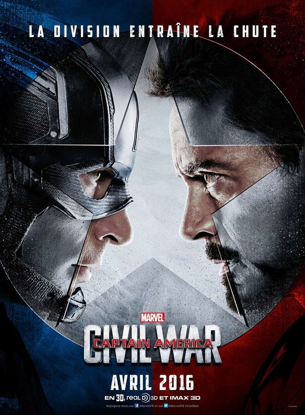 Captain America Civil War - 2016