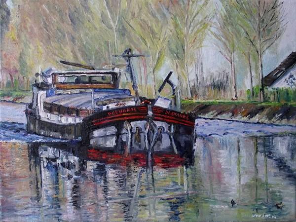 Peintures de Pierre Lemoine