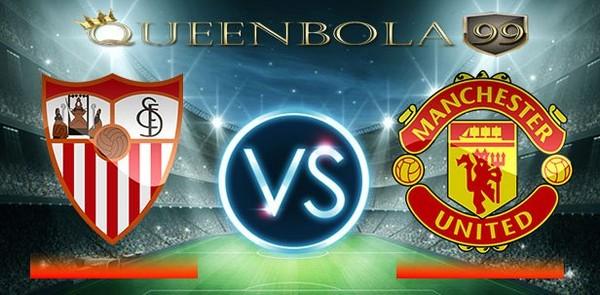 Prediksi Sevilla vs Manchester United 22 Februari 2018