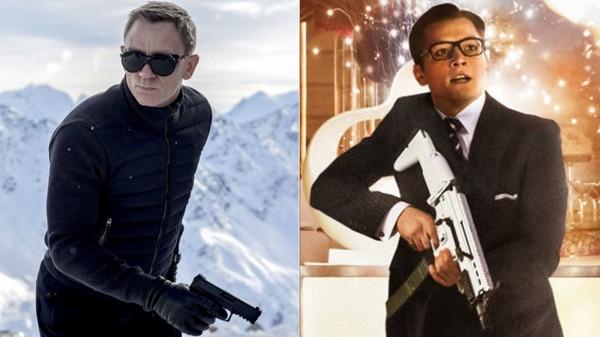 James Bond is dead, long live the Kingsman!