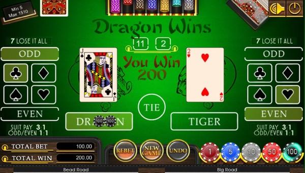 Taruhan Judi Casino Dragon Tiger Online Uang Asli