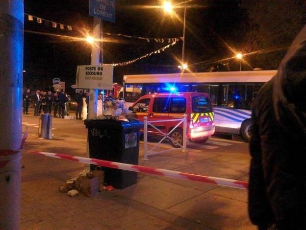 Fait divers à Lorient. Deux morts dans un accident de bus.