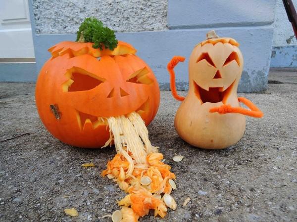 C'est Halloween à l'Escapade !