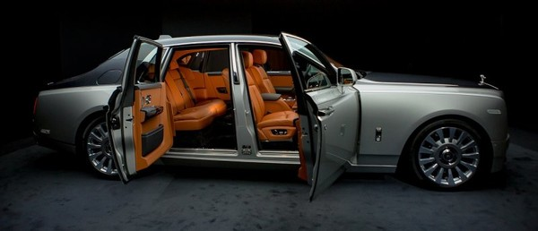 Eighth-generation Phantom-the most luxurious Rolls-Royce ever?
