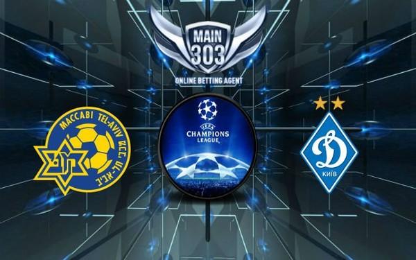 Prediksi Maccabi Tel Aviv vs Dynamo Kyiv 30 September 2015