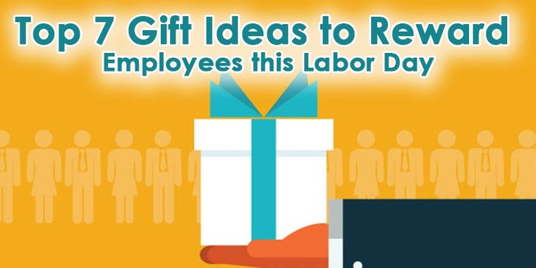 Boomeon | Top 7 Gift Ideas to Reward Employees this Labor Day
