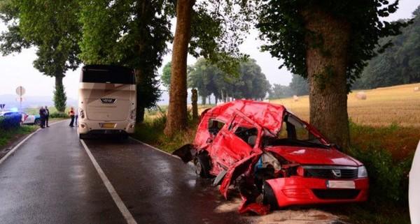 Un Libramontois perd la vie dans une collision avec un bus au Grand-Duché