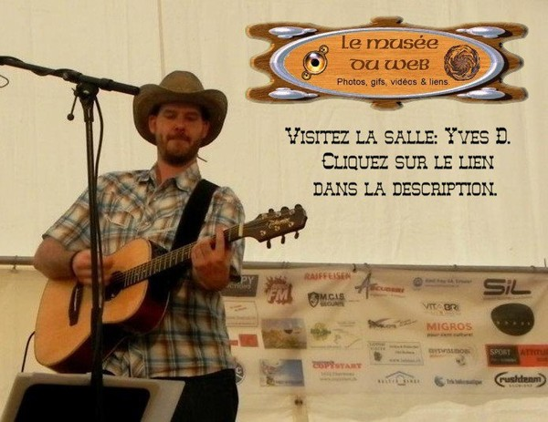 le musee du web :: Yves D. Country Music.