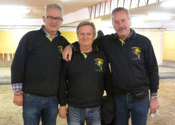 Mâcon Infos - Le Web Journal du Mâconnais - PÉTANQUE : Les vétérans de la pétanque mâconnaise sont en grande forme!