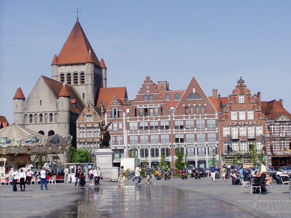 Grand-Place, Tournai