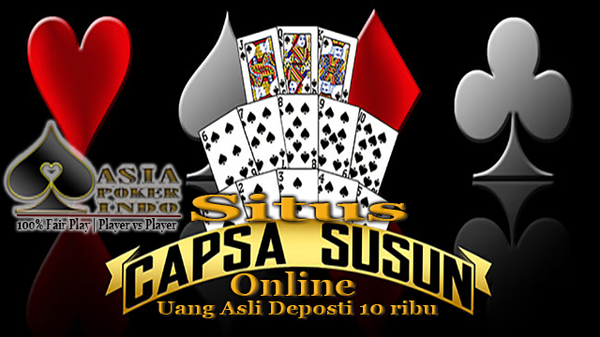 Website Bandar Capsa Online Promo Bonus Besar