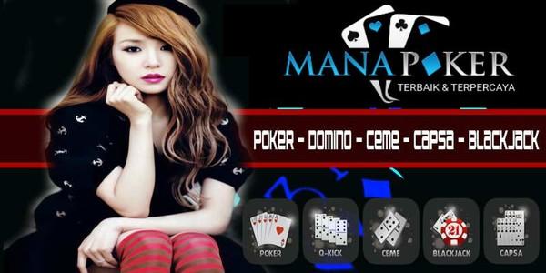 Situs Poker Domino QQ Terpercaya | Manapoker