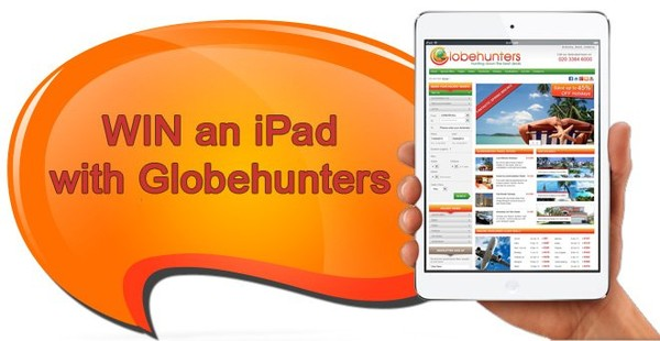 Win An iPad - Globehunters