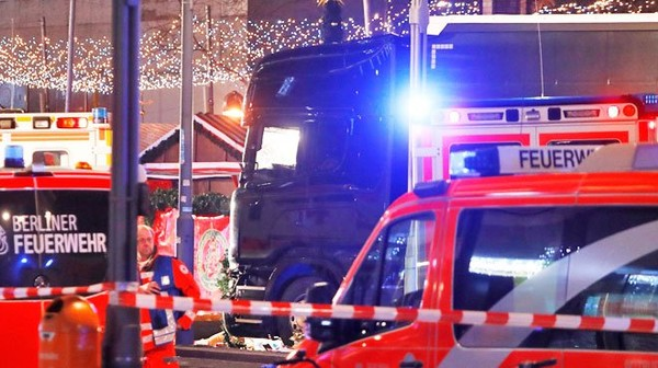 Attentat à Berlin: le Polonais retrouvé mort dans le camion a été tué par balle