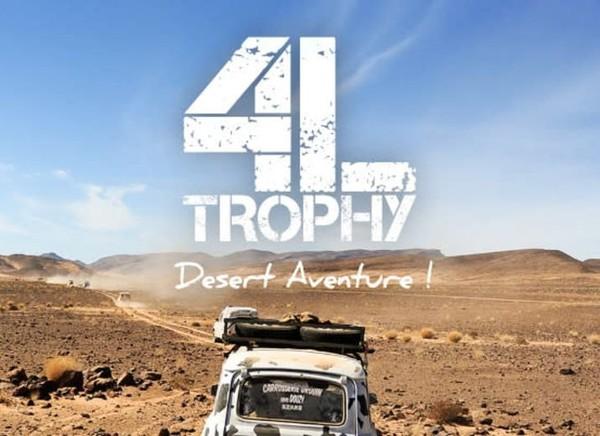 4l trophy 2018 équipage 1393 - Leetchi.com