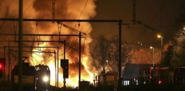 BELGIQUE. 1 mort et 17 blessés dans un accident de train