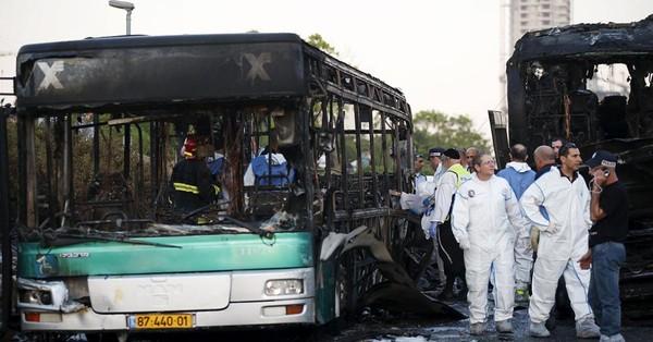 16 blessés dans une attaque à Jérusalem