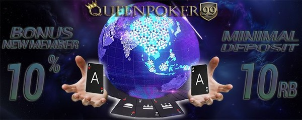 Promo Poker Online Bonus New Member