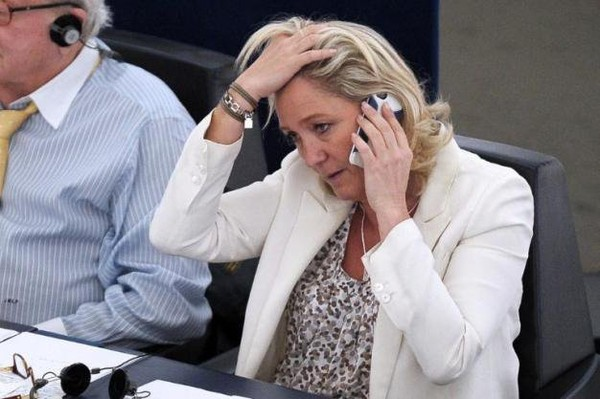Le Parlement européen lève l'immunité de Marine Le Pen : | ActuWiki