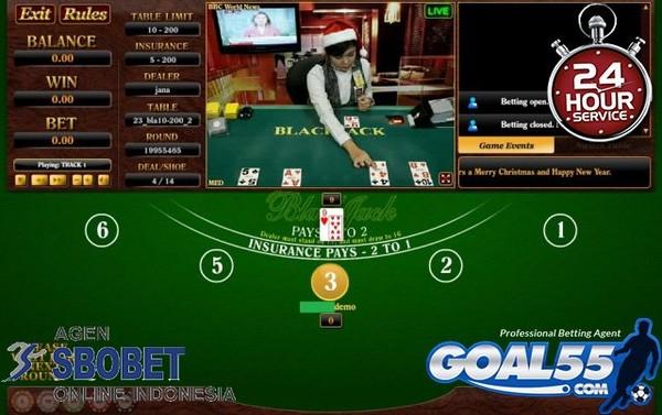 Kesempatan Kesempatan Menguntungkan Bermain Blackjack Online