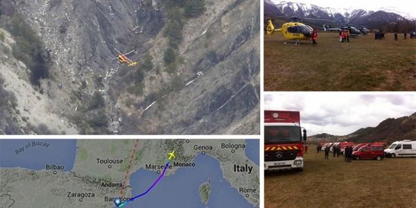 Les dernières informations sur le crash de Germanwings