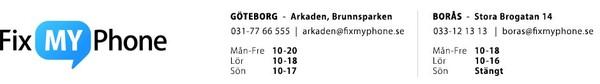 Laga Mobiltelefon | Reparera iPhone | Reparation i Göteborg