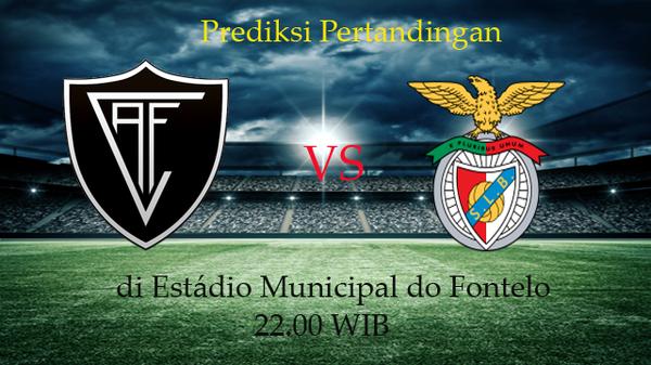 Prediksi Academico Viseu vs Benfica II 15 Februari 2017