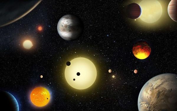 Ils découvrent 114 exoplanètes, dont plusieurs potentiellement habitables