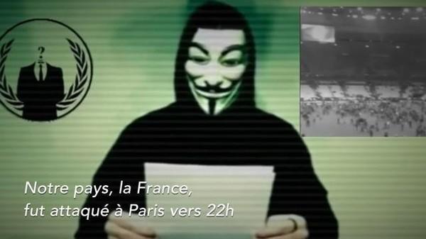 Anonymous contre l'EI: les hackers promettent des représailles