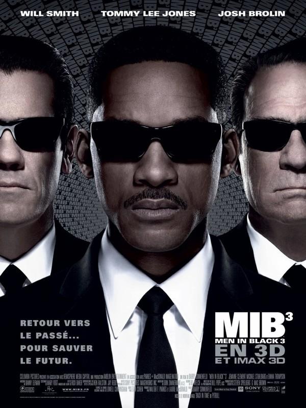 Men In Black III en streaming