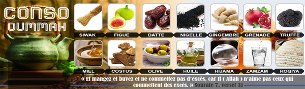 Alimentation | Conso'Oummah | Page 14