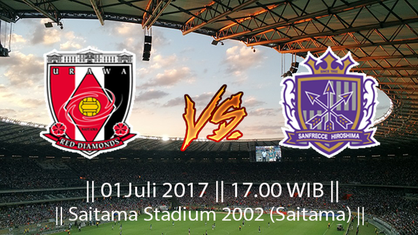 Prediksi Urawa Red Diamonds vs Hiroshima Sanfrecce 1 Juli 2017