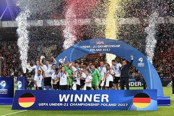 Jerman (Der Panzer) Juara Piala Eropa U21