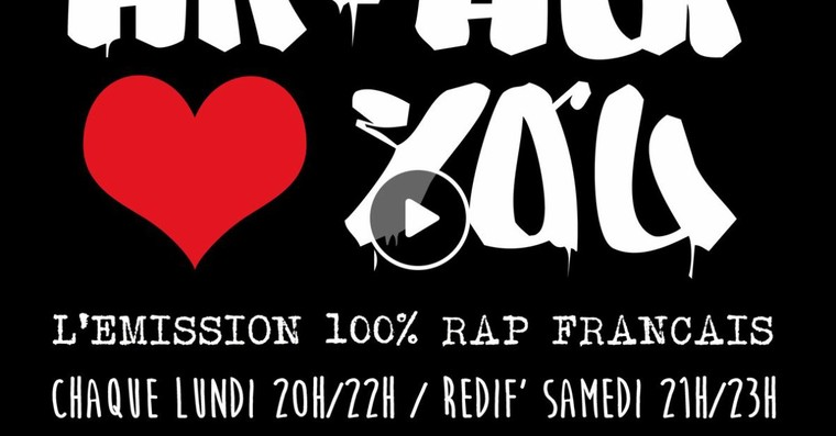 Hip Hop Loves You - Saison #9 (24/09/2018)