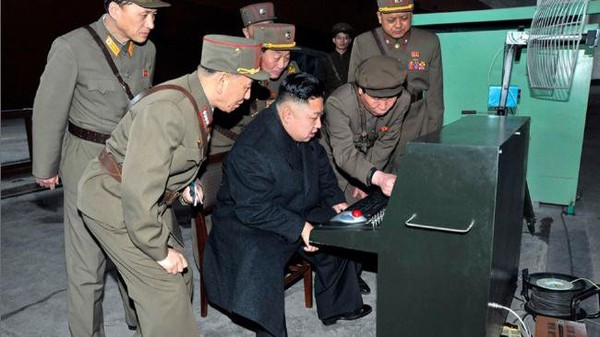 North Korean hackers steal secret US / South Korean war plans