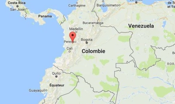 Crash d'un avion en Colombie: six personnes ont survécu